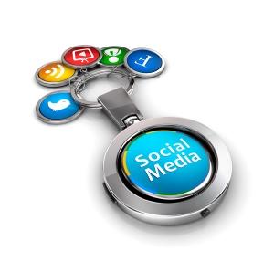 social media Links and integration